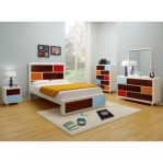 Kamar Set Anak Minimalis Cat Duco TM 164